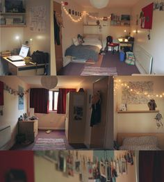 Finally - my own uni room!