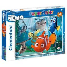 Disney Findet Nemo Puzzle 60 Stück Supercolor aus Großhandel und Import