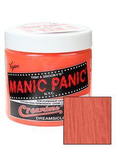 Manic Panic Dreamsicle Creamtone Hair Dye,