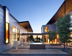 Berkeley Courtyard House by WA Design   HomeDSGN, a daily source for inspiration and fresh ideas on interior design and home decoration.