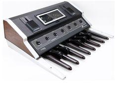 late 1970's taurus I bass synthesizer
