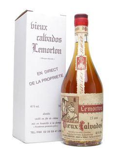 Calvados Lemorton: what I bring back home with me.