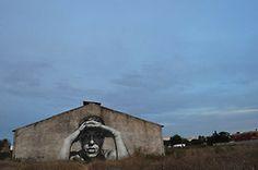 MESA Spanish photo realist street artist