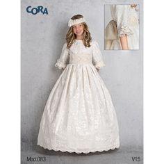 Alquiler de vestidos de primera comunion buga