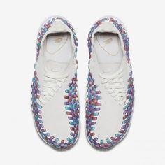 new styles db747 87391 Damen Schuhe Nike Air Footscape Woven Weiß Schuhe DE112945 Rabatt