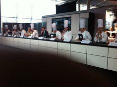 Juryn på plats