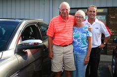 Picture:  Thomas & Marlene Savage with Kelly Belcher Congratulations Tom and Marlene on your new 2015 Ford Taurus! Thank you from all of us at Advantage Ford Lincoln.
