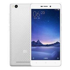 MIUI 7 Android 5.1 Hongmi Redmi 3 2+16GB 4G LTE Dual Sim Android 5.1 Octa Core 5.0 inch HD 5+13MP Smartphone Argent