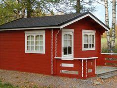 #chalet#bois#luoman#wood#cabin http://www.hietala-aventure-loisirs.com/ lillevilla