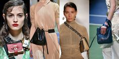 Fall 2016 Fashion Trends Weird Ways to Hold your Bag