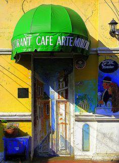 Cafe Arte by Claudio Marcon, via Flickr