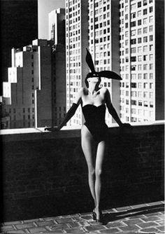 private property, new york, 1992 by helmut newton courtesy galleria carla sozzani