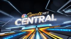 SportsNet Central Rebrand on Motion Graphics Served