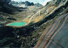 #Laguna El Suero, su origen es glaciar, sus aguas son cristalinas, goza de una belleza única. Está ubicada en la Sierra Nevada de #Mérida,Venezuela.