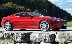 5. The perfect choice - Aston Martin DBS Coupe