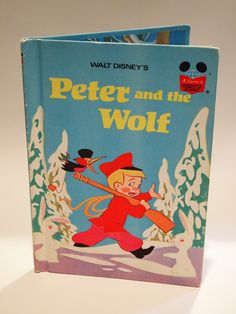 Walt Disney's Peter and the Wolf from 1974.