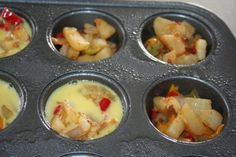 Band Friendly Recipes: Muffin Tin Meals