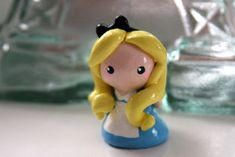 Polymer Wonderland--Alice by TubaQueen