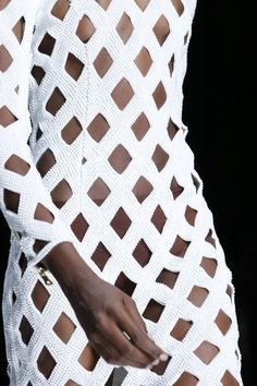 Balmain Spring 2016. Pinned by Stine Linnemann Studio