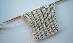 Baby Mittens Knitting Pattern