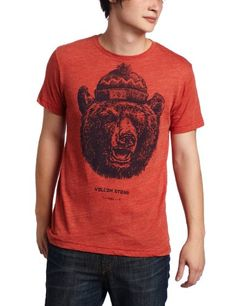 Volcom Men's Grizzly Short Sleeve Tee « Clothing Impulse