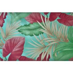 Maui Fern Futon Cover Washable Super Soft Microsuede In Seagl Aqua And C Look For Coastal Or Tropical Decors Our Covers Pillows