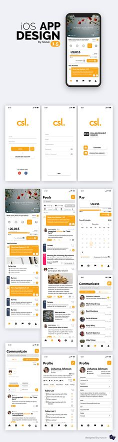Design a modern employee engagement app Ios App Design, Ux Design, Mobile App Design, Android App Design, Mobile Application Design, Web Design Company, Interface Design, Mobile Ui, Flat Design