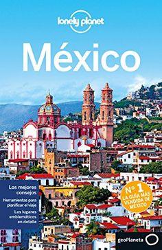 México 6 (Guías de País Lonely Planet) -  #MedinadeMarrakech
