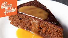 Probably The Best Ginger Cake Ever by Justin Gellatly, from his book, Bread Cake Doughnut, Pudding: Sweet and Savoury Recipes from Britain's Best Baker. You can ice it and serve it as a celebratory cake, or serve it warm with cider and caramel sauce.
