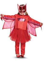 Activate you amulet and go on some night time adventures in this PJ Masks Owlette Prestige Tutu Toddler Costume. Includes top, leggings with tutu skirt, cape, and fabric mask. Does not includes shoes. This is an officially licensed PJ Masks costume. Toddler Girl Halloween, Toddler Tutu, Halloween Costumes For Girls, Infant Toddler, Toddler Girls, Infant Loss, Infant Play, Infant Care, Halloween 2018