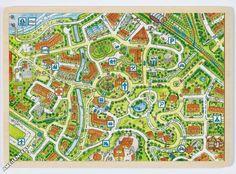 Einlegepuzzle-STADTPLAN-Holzpuzzle-Landkarte-Puzzle-XL