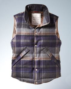 Incredibly soft and lightweight, but warm enough to skip the topcoat. Something for the guy who appreciates layering (and, you know, amazing clothes).    Brunello Cucinelli vest, $2,155