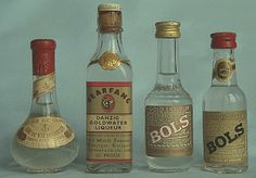 garrafas miniaturas