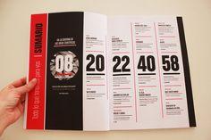 Dale! Magazine by Ursula Villalba, via Behance
