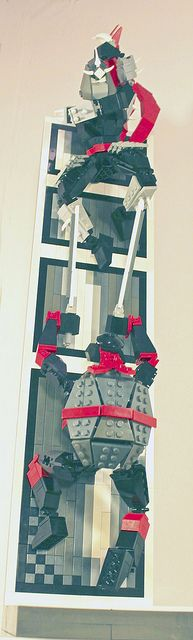 LEGO Attack of the Shredder! by anderson.grubb, via Flickr