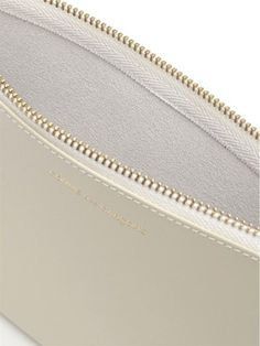 COMME DES GARCONS WALLET Off white pouch - COD. SA51003-OFF WHITE