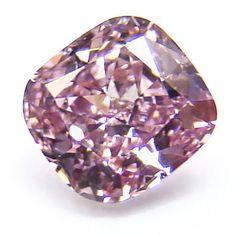 Fancy Intense Purple-Pink Diamond