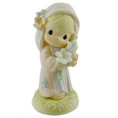 Precious Moments Alleluia He Has Risen Figurine