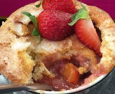 Salada de Frutas de Forno | Doces e sobremesas | Mais Você - Receitas Gshow