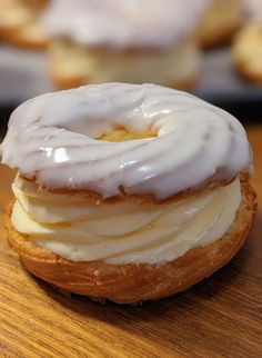 Confectionery, Flan, Doughnut, Tapas, Food And Drink, Sweets, Baking, Cake, Desserts