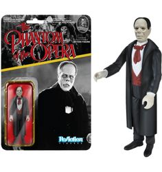 "Universal Monsters - Phantom ReAction 3.75"" Action Figure (Series 2)"