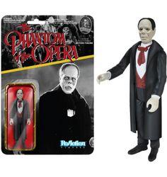 "Universal Monsters - Phantom ReAction 3.75"" Action Figure (Series 2)"