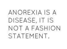 anorexia nervosa a serious potentially life threatening disease What is it anorexia nervosa is a serious, potentially, life-threatening, psychological eating disorderthe person suffering from this complaint will still feel hungry but will have such a distorted body image and a fear of weight gain, they will eventually lose the ability to eat to the point.