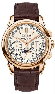 Patek Philippe Grand Complication Mens 5270R-001 AAA replica watch