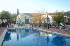 JUST ADDED!! Ref: 2045 - 2 bedroom bungalow with 2 bedroom guest annex and 2 bedroom cabin for sale in nata. #soldoncyprus #soc #bungalow #nata #paphos #cyprus #cypruspropertyforsale #property Please visit www.soldoncyprus.com or email info@soldoncyprus.com