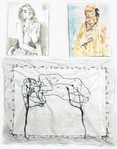 "AGAMFAHY + LIONEL FAHY ART : ""FEMME DE JOIE"""