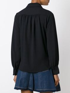 See By Chloé tied neckline blouse