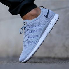 Nike Free 5.0 Flyknit. Watch out for fakes, check the 30 point step-by-step guide on spotting fakes on goVerify.it