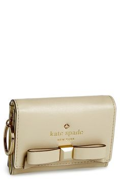 kate spade new york 'holly street - darla' wallet available at #Nordstrom Adorable little wallet!