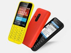 Nokia Asha 220 and 230 Low-Cost Feature Phones